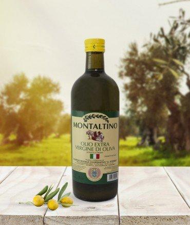 Extravergine in bottiglia da 1 litro