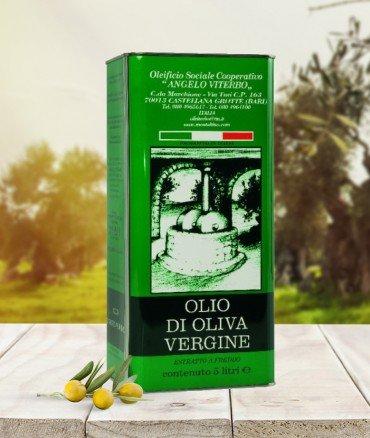 Olio di oliva vergine