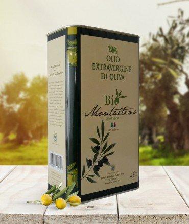Lattina lato olio biologico evo 3